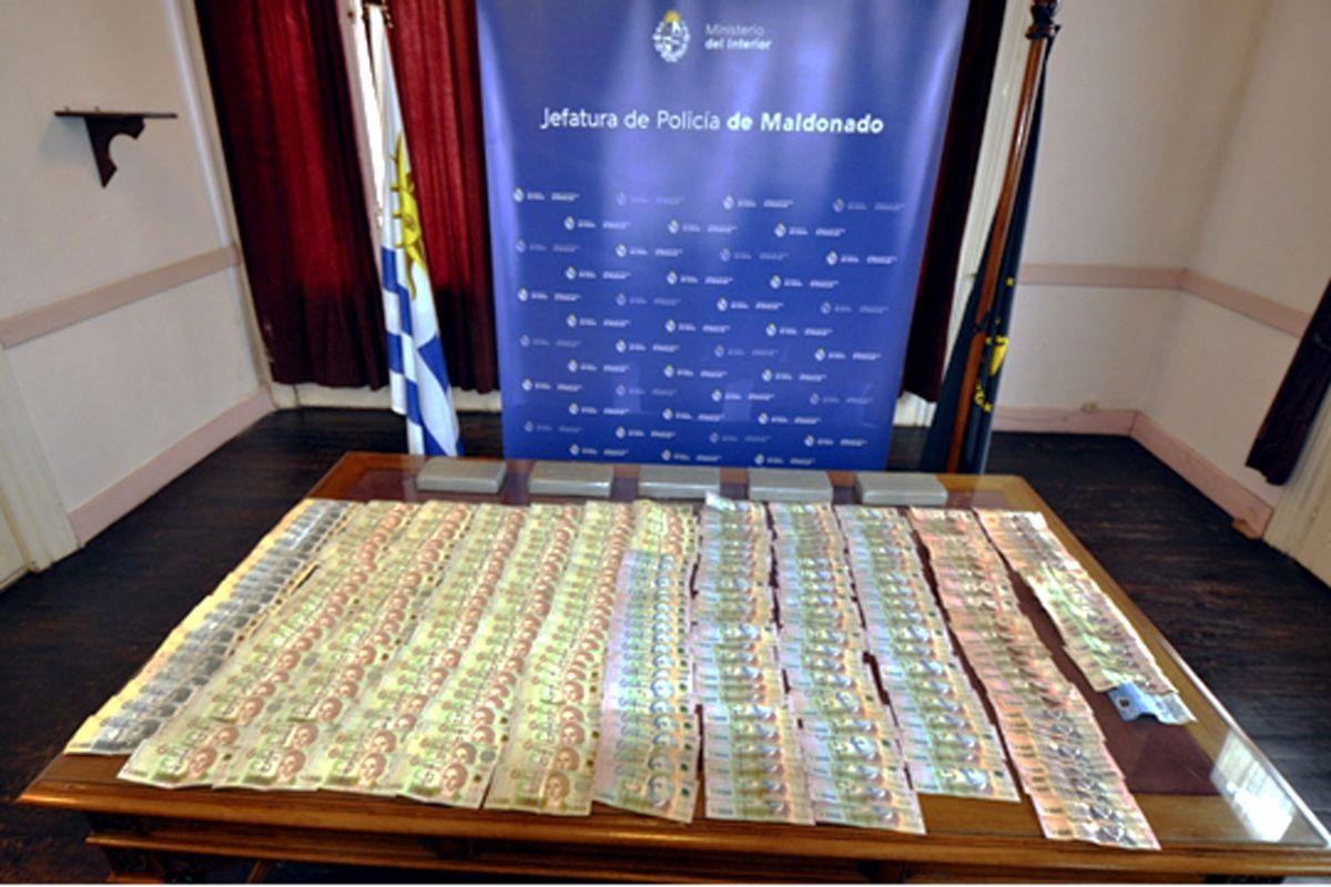 Cuatro condenados por delitos vinculados a la venta de drogas en Maldonado