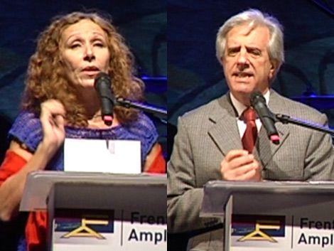 Constanza Moreira pidió a Vázquez no proponer más de lo mismo