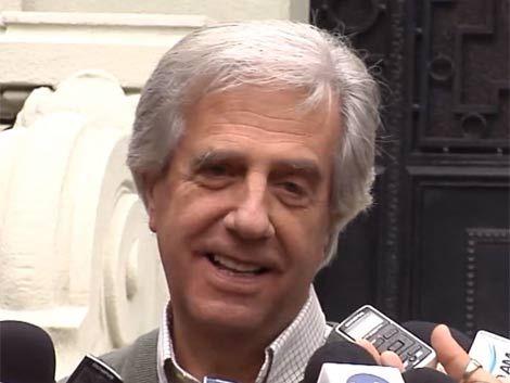 Vázquez celebró aprobación de la ley penal para empresarios