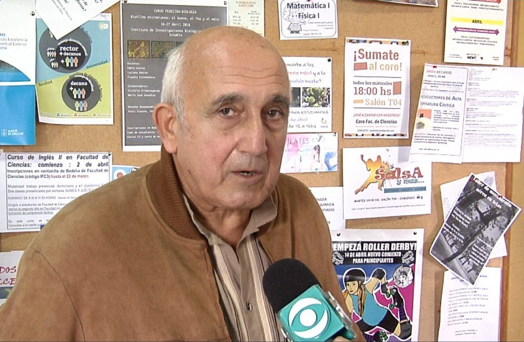 Rector de la Universidad está abierto a discutir la obligatoriedad de votar