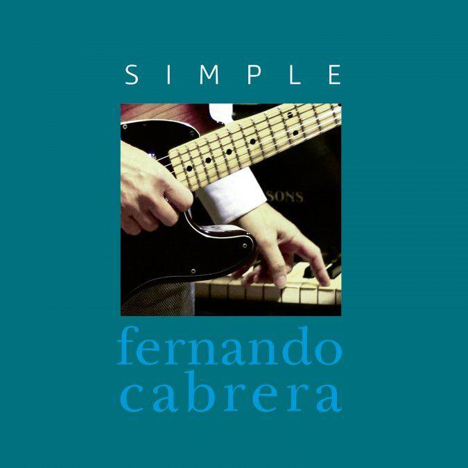 Fernando Cabrera presenta Simple en el Auditorio del Sodre