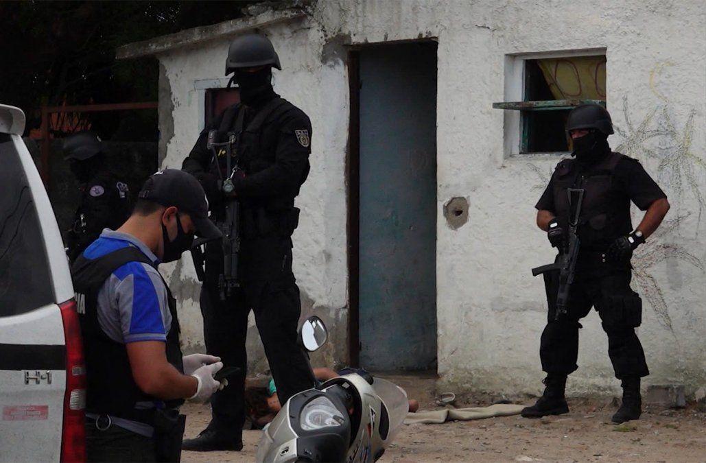 54 condenados tras investigación que desarticuló la banda narco Los patas blancas