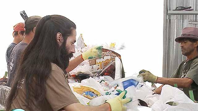 Reciclaje de residuos: IM destaca el proceso y clasificadores reclaman