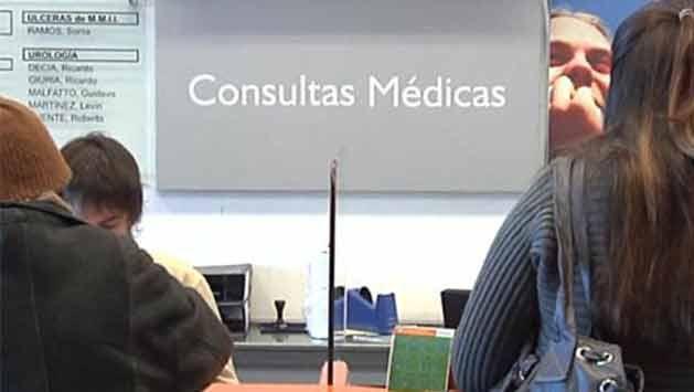 Vázquez se pronunció a favor de eliminar órdenes y tiques en la salud