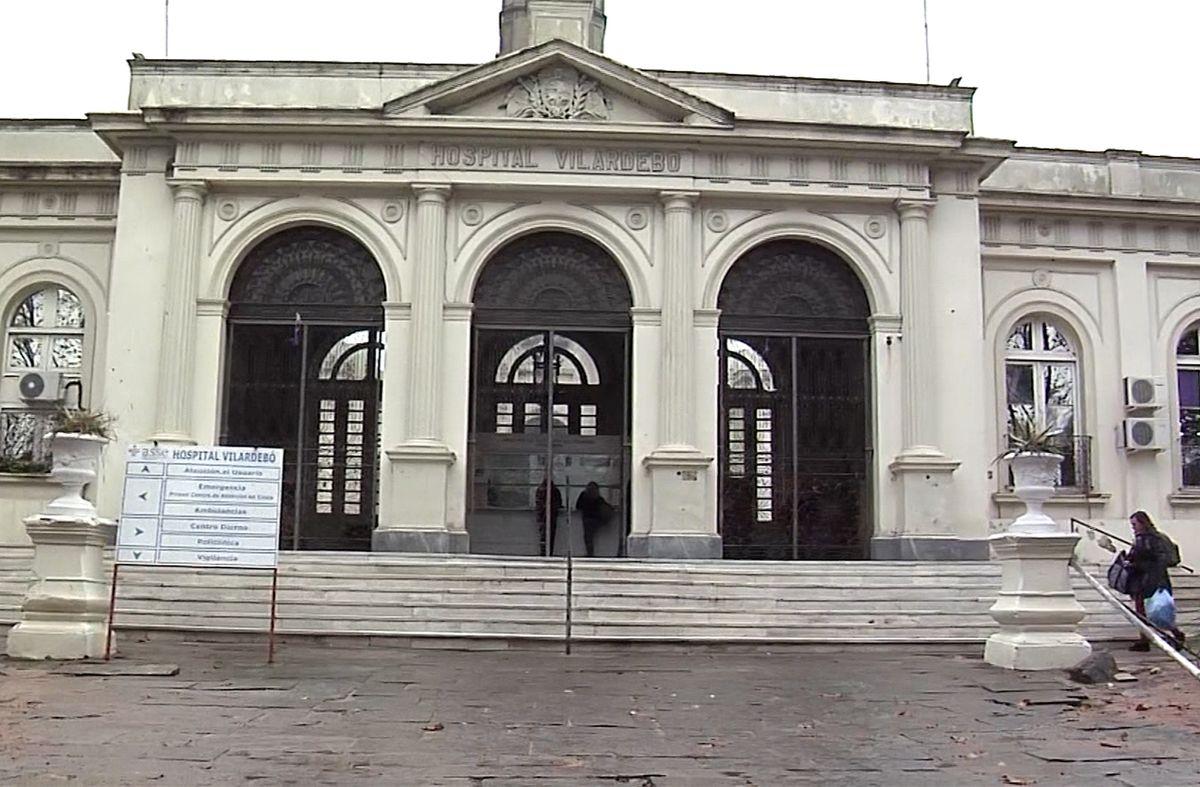 Covid-19 en el Hospital Vilardebó.