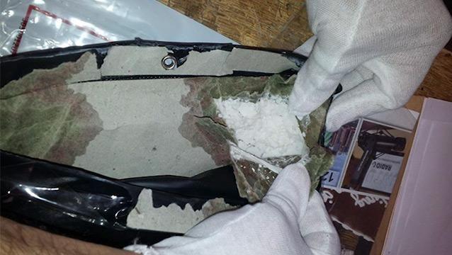 Incautan en Colombia 847 kilos de cocaína del Clan Úsuga