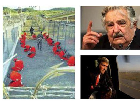 Mujica y los presos de Guantánamo: podrán hacer nido aquí