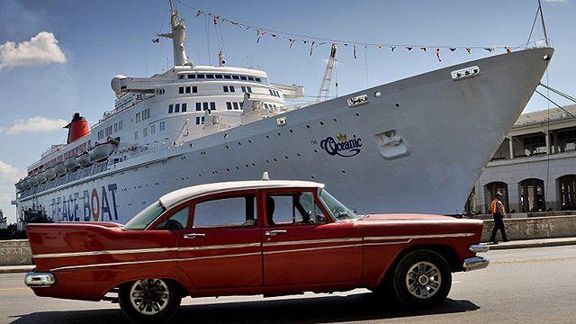 Estados Unidos anunció que autoriza servicios de ferry a Cuba