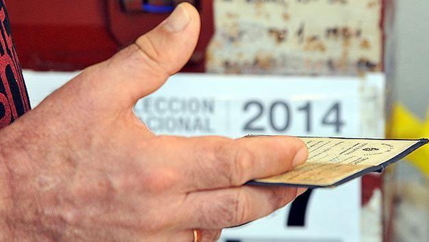 Quienes no voten deberán pagar $800 de multa; empleados públicos pagarán el doble