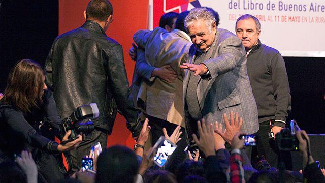 Mujica: A Cristina a veces la he visto enojada como una araña mala