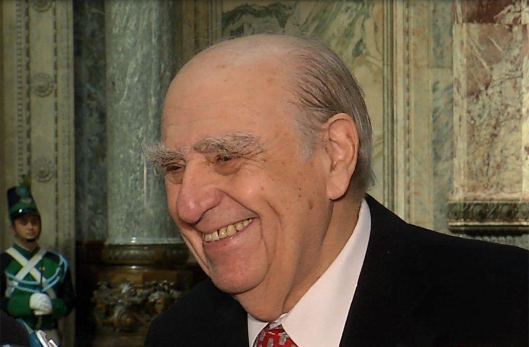 Sanguinetti evalúa ser candidato al Senado en las próximas elecciones