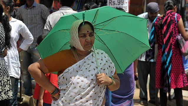 Ola de calor en India deja más de 800 muertos