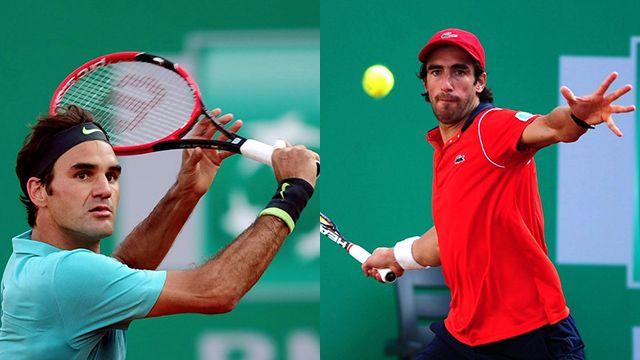Federer campeón del Abierto de Estambul tras vecer a Cuevas en dos sets