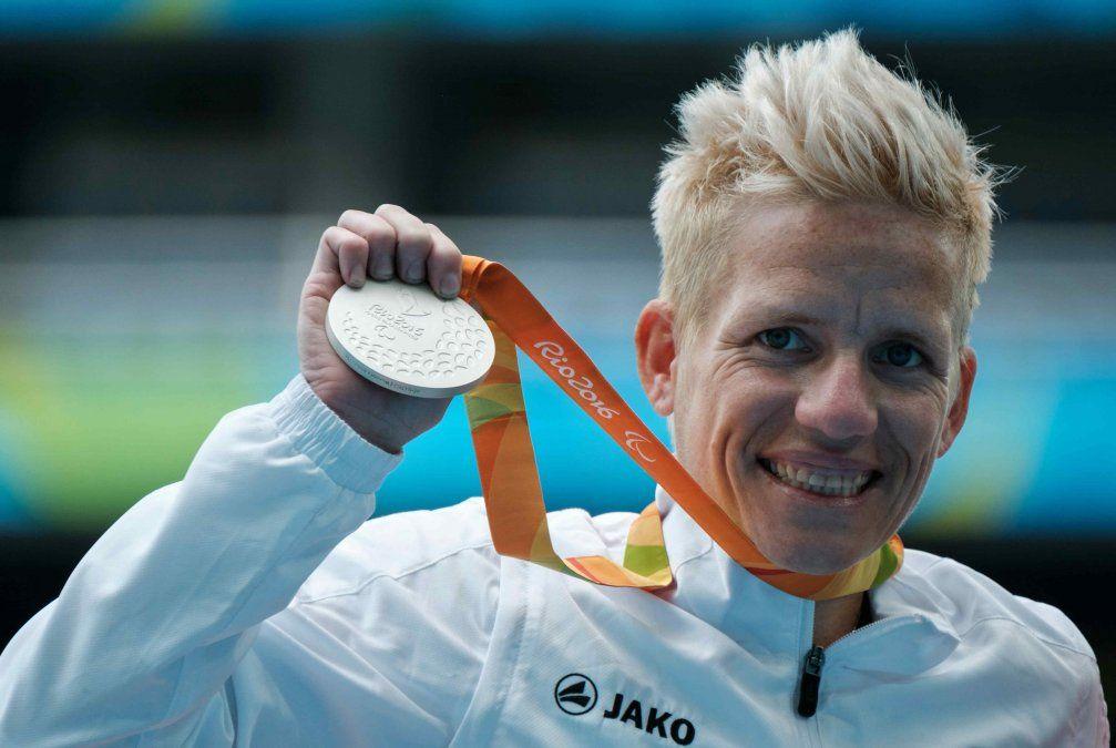 Fallece por eutanasia la atleta paralímpica belga de 40 años Marieke Vervoort