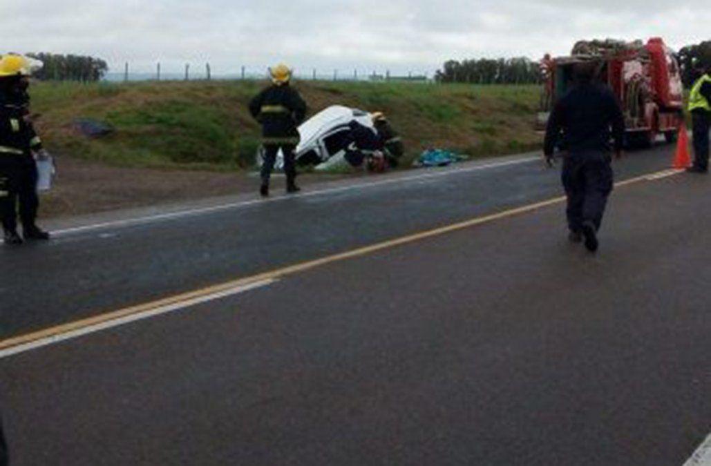 Fiscalía pidió periciar celulares de víctimas del accidente que dejó cuatro muertos y tres heridos graves en ruta 8