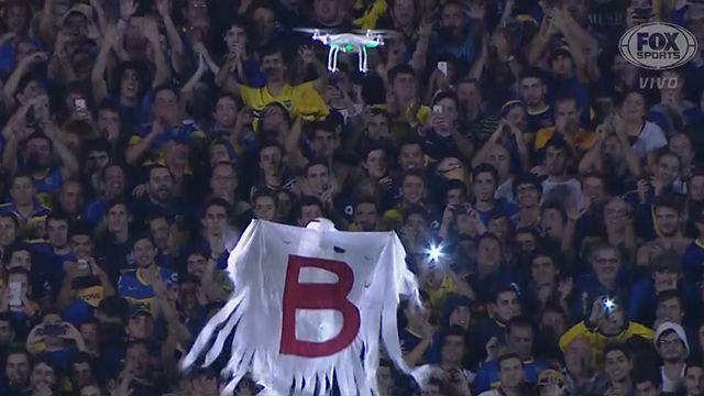 Suspendido: hinchas de Boca lanzaron gas pimienta a jugadores de River