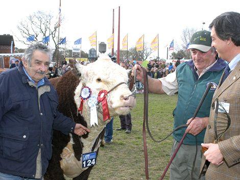 Por desgracia Uruguay necesita del campo y del empresariado
