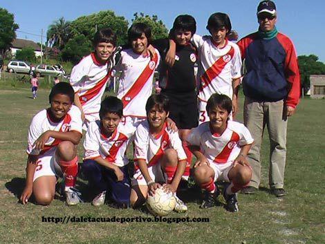 Tacuarembó Fútbol Club hará debutar a un jugador de 14 años