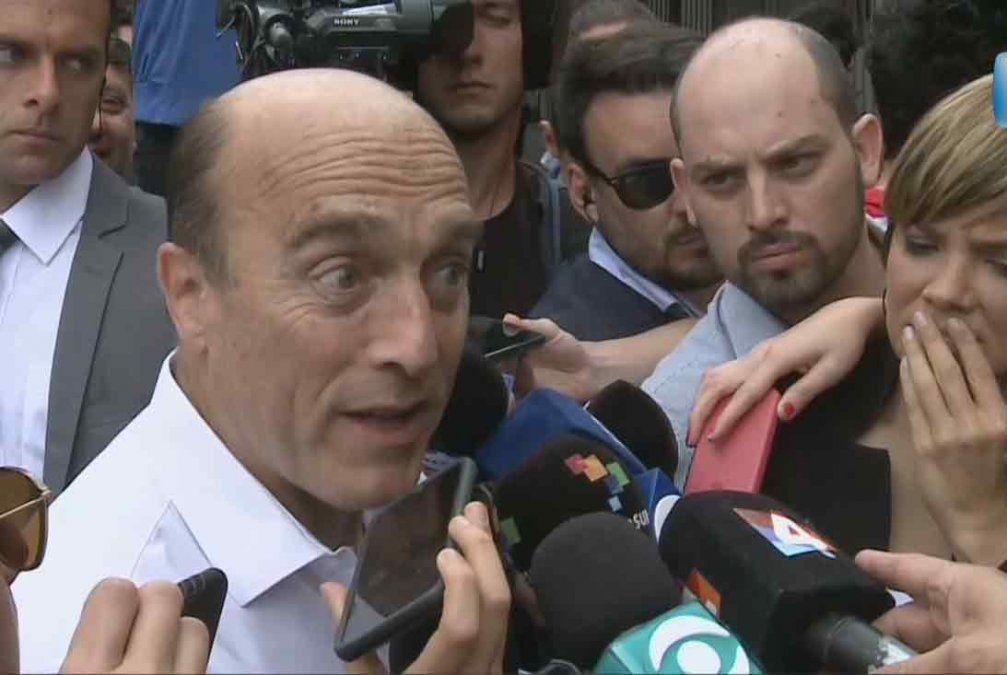 Daniel Martínez y un llamado para la segunda vuelta: no se debe hacer de la política una carnicería
