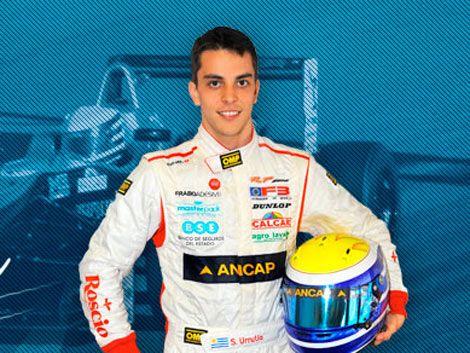 {altText(#HotLapGP3 para apoyar al piloto uruguayo Santiago Urrutia,#HotLapGP3 para apoyar al piloto uruguayo Santiago Urrutia)}