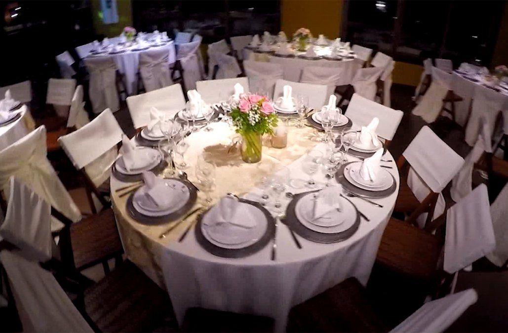 Recomendaciones del Sinae para fiestas y eventos; hasta 4 horas y sin baile
