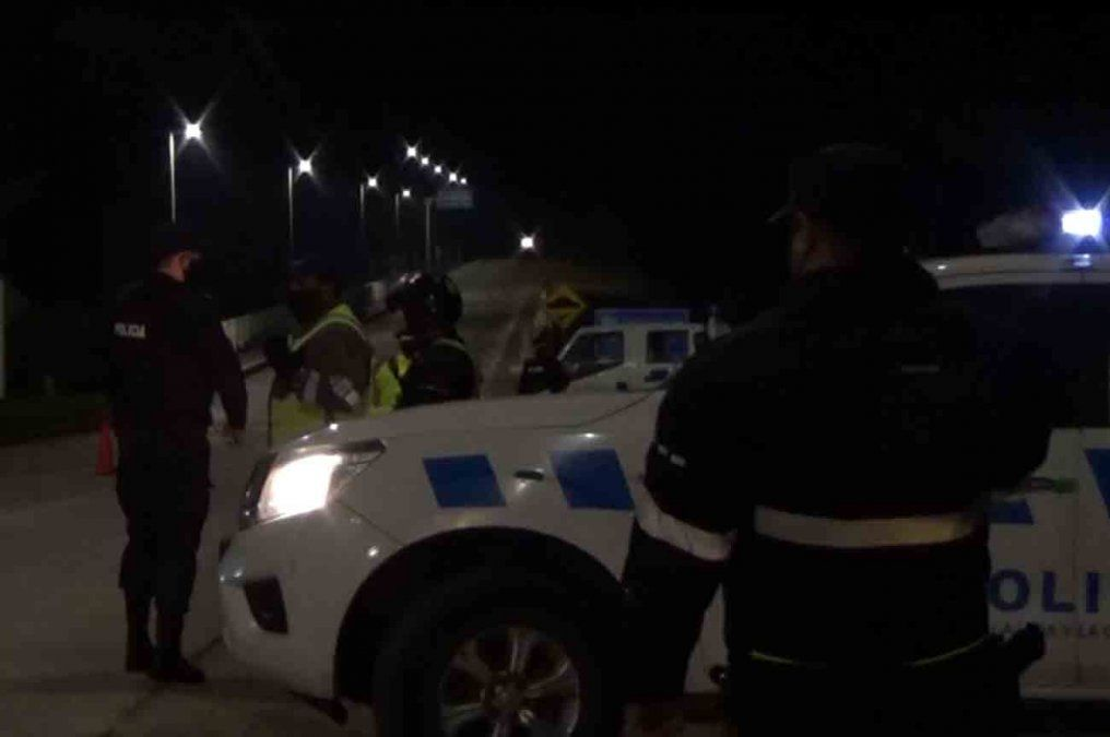 Policía de Canelones aplicó más de 20 multas en un operativo antipicadas