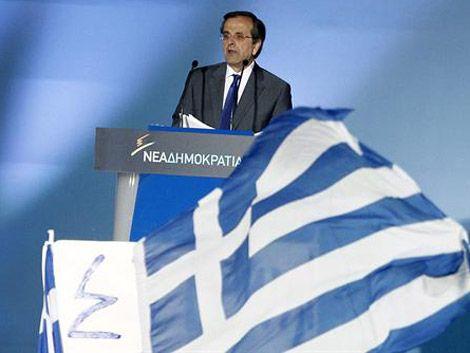 Derecha griega ganó elecciones y espera acuerdo con socialistas