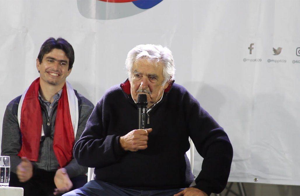 Mujica sobre Cosse: Es una doña que se las trae como un tractor