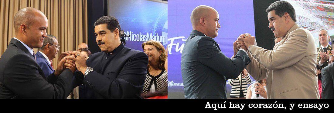 Héctor Rodríguez, el joven venezolano que será candidato a presidente del chavismo
