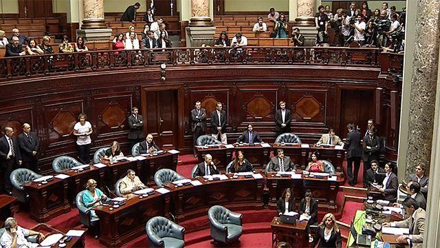 Senado aprobó por unanimidad cambios al cálculo del IRPF, pasa a Diputados
