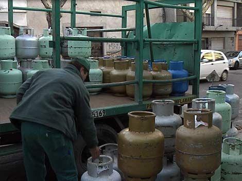 Repartidores del gas lograron acuerdo y levantarán medidas