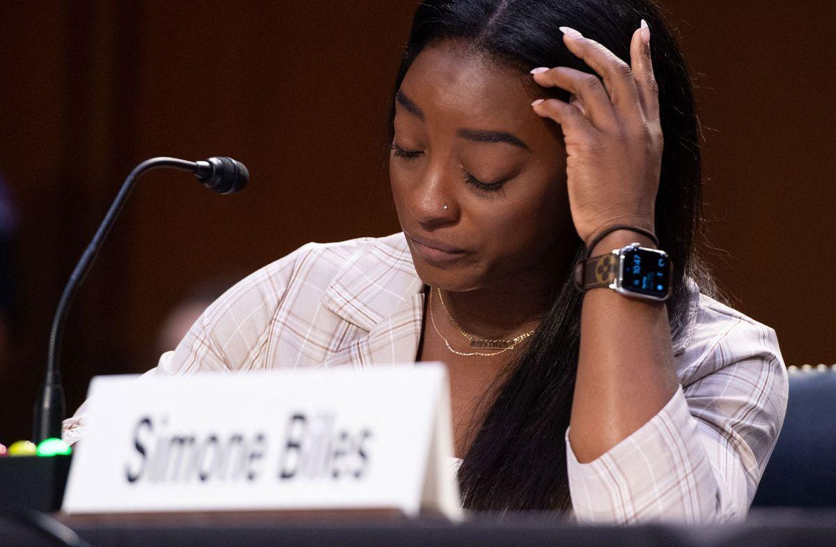 Simone Biles sobre abusos sexuales que sufrió: hago responsable a un sistema entero que lo permitió