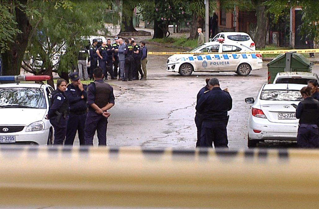 Guardias de seguridad paran por 24 horas tras muerte del policía retirado