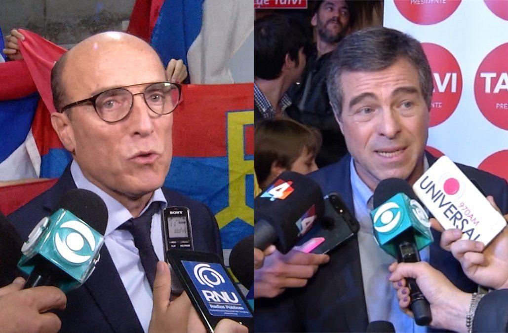 Martínez y Talvi son los candidatos con imagen más positiva, según Factum