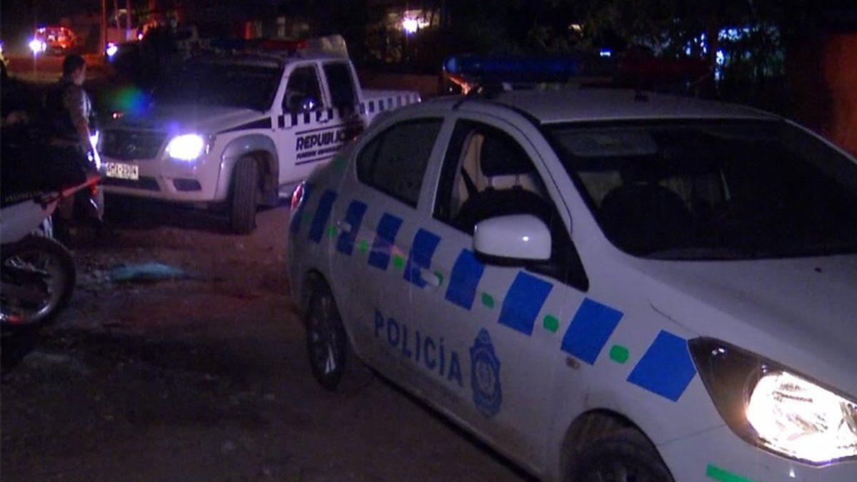 Asesinato de un hombre de 29 años en Piedras Blancas