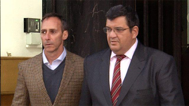 A 6 días de dejar la cárcel, Campiani declaró por lavado de activos