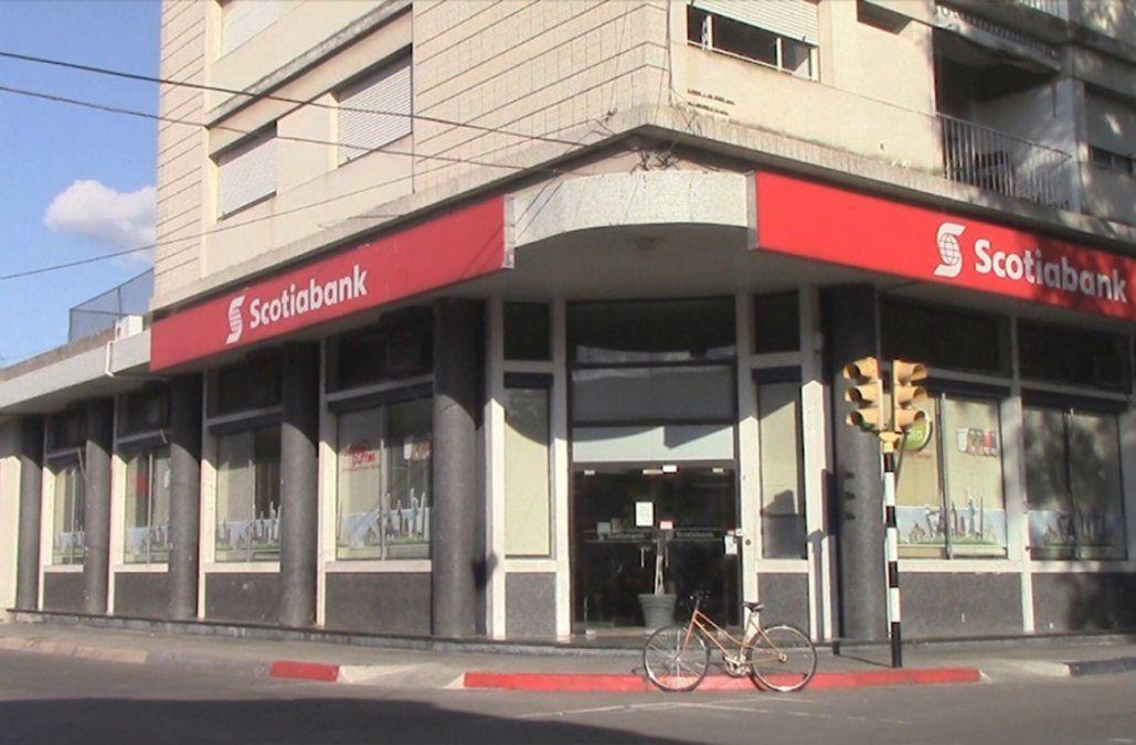 Prisión preventiva domiciliaria para presunto cómplice de robo a banco