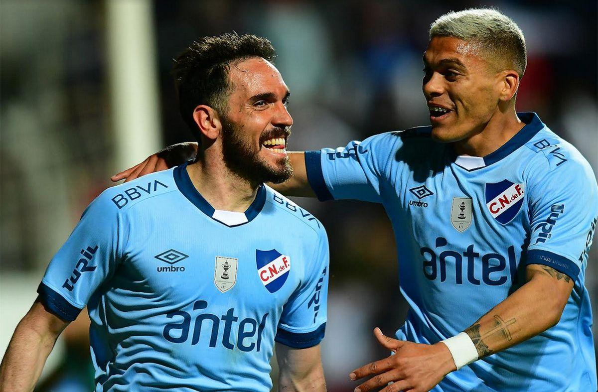 Nacional tenía que ganar, y ganó: 2-0 a Sud América en el Viera
