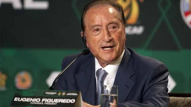 EEUU pide extradición de dirigentes de FIFA, entre ellos Eugenio Figueredo