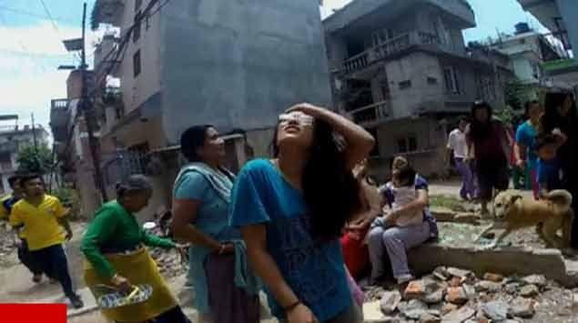 Otro sismo en Nepal, a pocos kilómetros de Katmandú: 36 muertos