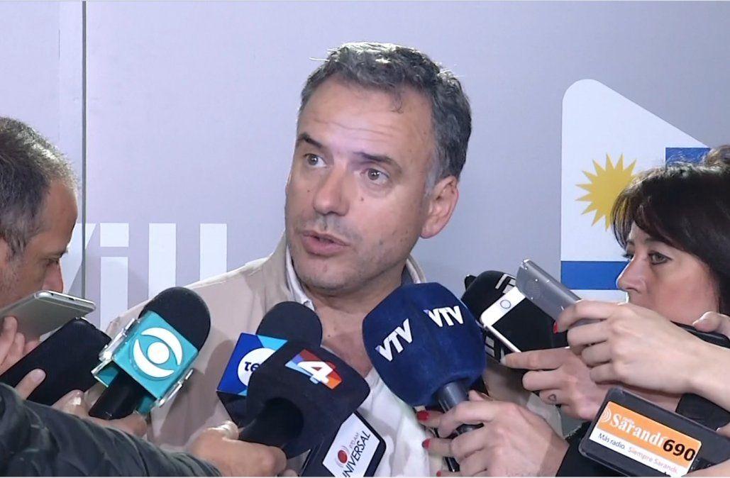 Martínez suma a Yamandú Orsi como coordinador y vocero de la campaña para el balotaje