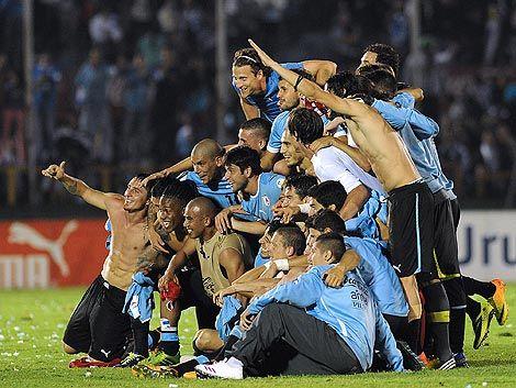 Uruguay agota las entradas para sus partidos del mundial