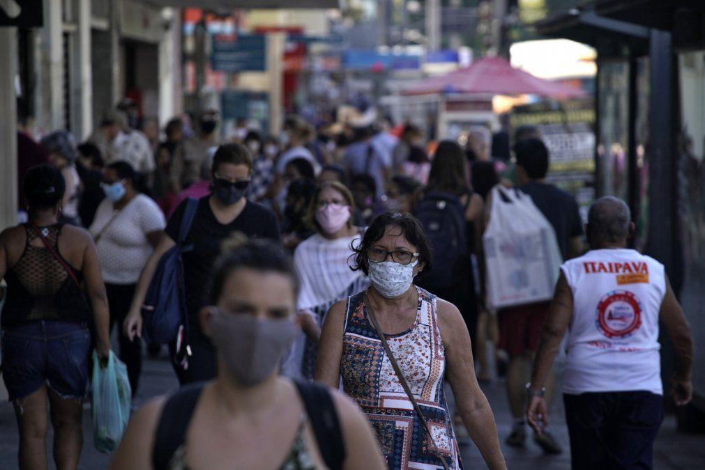 Brasil es el segundo país con más muertes por coronavirus en el mundo