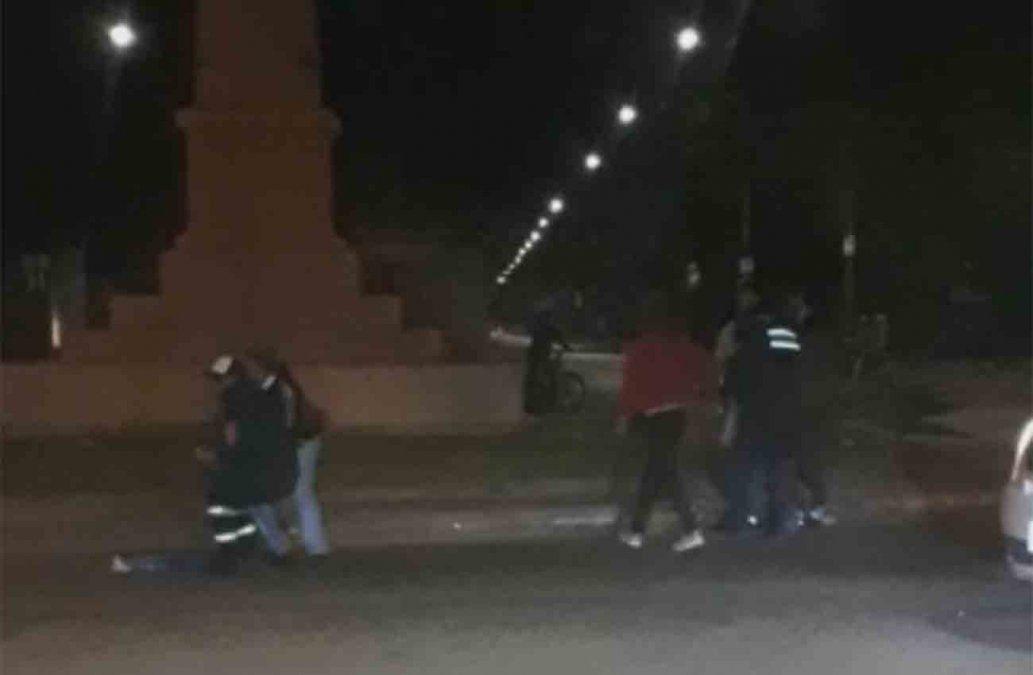 Apuñalaron a militante frenteamplista: el FA dice que hubo móvil político y la Policía lo niega