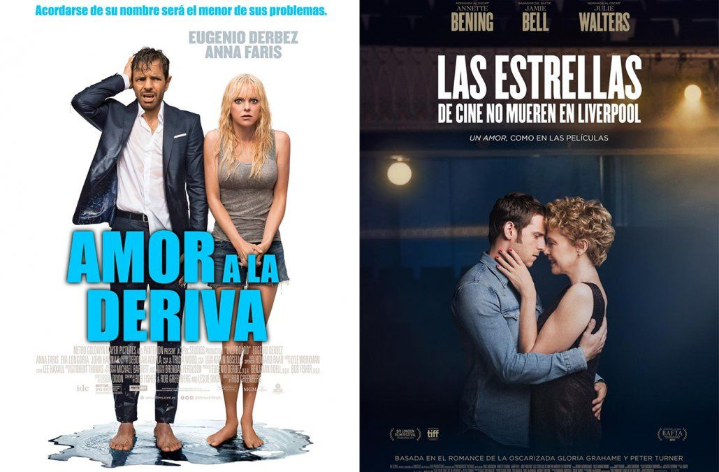 Estos son los estrenos de cine para el fin de semana