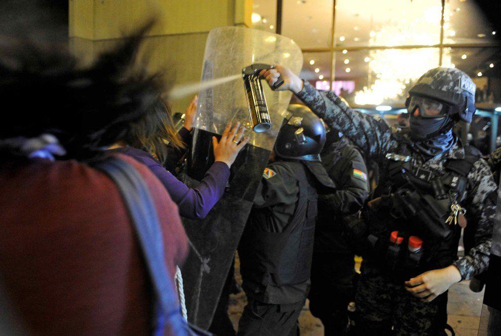 La tensión crece en Bolivia ante cuestionada ventaja de Evo Morales