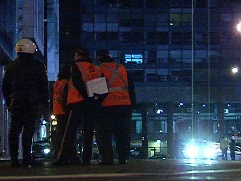 Inspectores de tránsito vuelven al trabajo aunque en conflicto