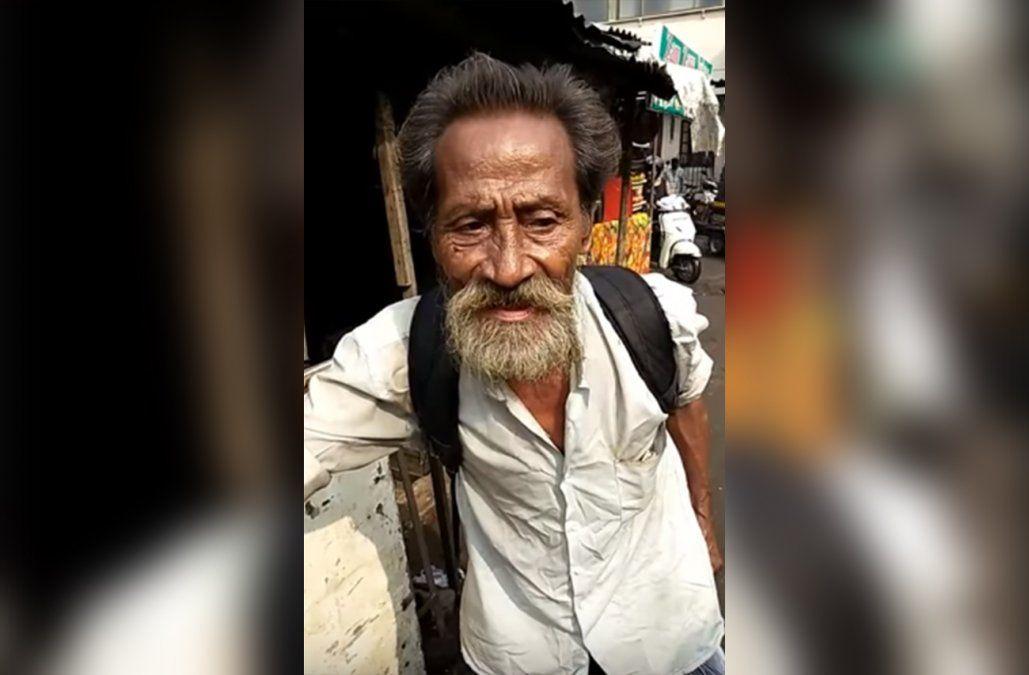 Video viral de YouTube logra reunir a una familia india tras más de 40 años