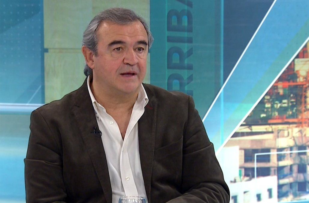Larrañaga defendió la reforma y negó que suponga militarizar la seguridad