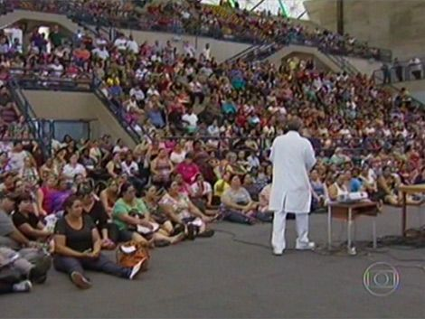 Miles de obesos en Brasil se postulan para ser operados